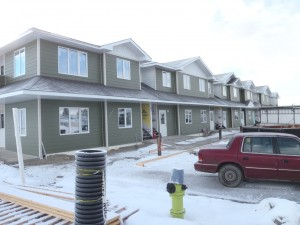 Apartment Block - March 28, 2011